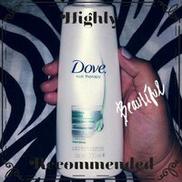 Dove Nourishing Oil Care Damage Therapy Leave-In Smoothing Cream uploaded by Criss V.