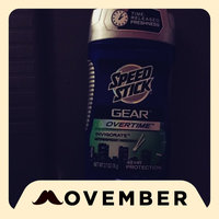 Speed Stick Gear Overtime Antiperspirant Deodorant uploaded by Chaniki B.
