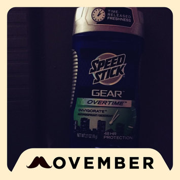 Photo of Speed Stick Gear Overtime Antiperspirant Deodorant uploaded by Chaniki B.
