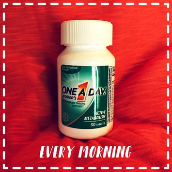 Photo of One A Day Women's Active Metabolism Tablets uploaded by Courtney B.