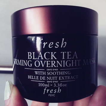 Photo of fresh Black Tea Firming Overnight Mask uploaded by Heather L.