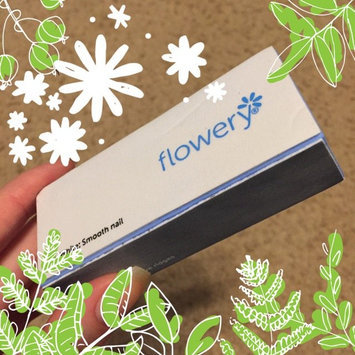 Flowery Blue Max 4-Way Buffing Block uploaded by Stacy S.
