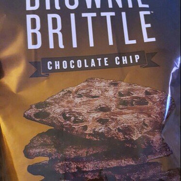 Photo of Sheila G's Brownie Brittle Chocolate Chip uploaded by Arieann S.