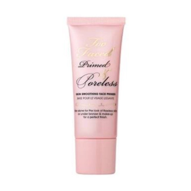 Too Faced  Primed & Poreless Skin Smoothing Face Primer uploaded by Jes S.
