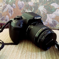 Canon - Eos Rebel T5 Dslr Camera With 18-55mm And 75-300mm Lenses - Black uploaded by Elsie R.