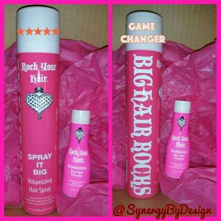 Photo of Michael O'Rourke Rock Your Hair Spray It Hard Big Volume Hairspray uploaded by SynergyByDesign #.