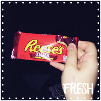 Reese's Dark Peanut Butter Cups Chocolate uploaded by Aseel A.