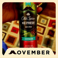 Old Spice Fresher Collection Body Spray, Scent: Citron, 3.75 oz uploaded by Charmaine R.