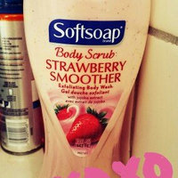 Softsoap® Body Scrub Strawberry Smoother Exfoliating Body Wash uploaded by Aimee M.