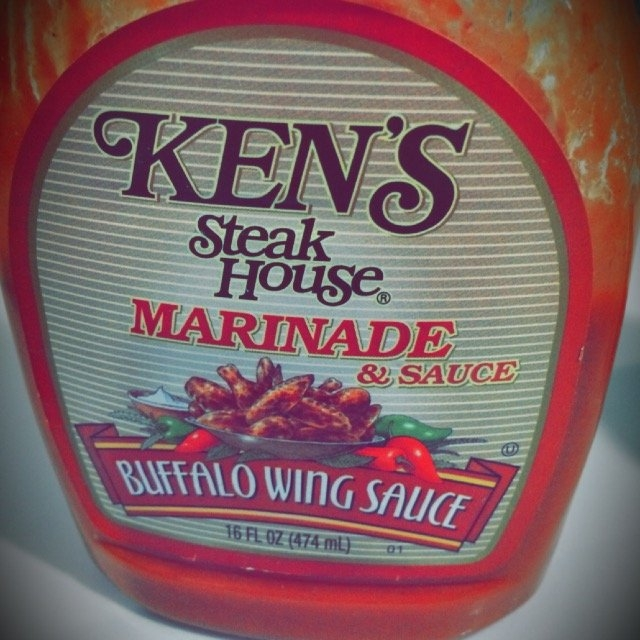 Ken's Steak House Marinade & Sauce Buffalo Wing Sauce uploaded by Liz L.