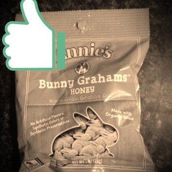 Annie's Homegrown® Bunny Grahams® Honey Whole Grain Graham Snacks uploaded by Carolyn S.