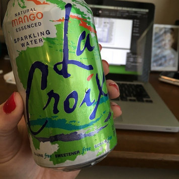 Photo of La Croix Sparkling Water Mango uploaded by Brandie G.