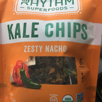 Rhythm Superfoods Zesty Nacho Kale Chips uploaded by Ambrosia o.