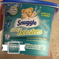 Snuggle Scent Boosters Blue Iris Bliss Laundry Scent Pacs 56 Count uploaded by Wendy C.