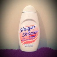 Shower to Shower Absorbent Body Powder Original Fresh with Chamomile uploaded by Danielle G.