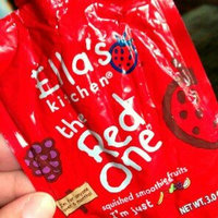 Ella's Kitchen® Organic the red one Smoothie Fruit uploaded by Janine C.