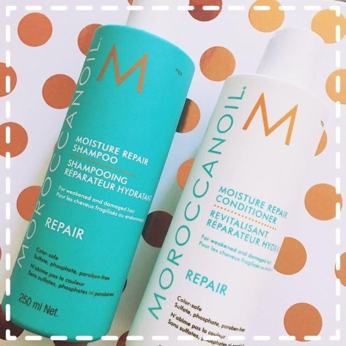 Moroccan Oil Hydrating Shampoo, 16.9 Fluid Ounce uploaded by Ana-Marija A.