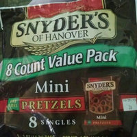 Snyder's of Hanover Unsalted Mini Pretzels uploaded by Caryn C.