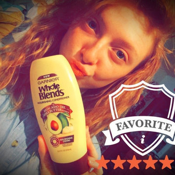 Photo of Garnier Whole Blends™ Nourishing Conditioner With Avocado Oil & Shea Butter Extracts uploaded by Shyla C.