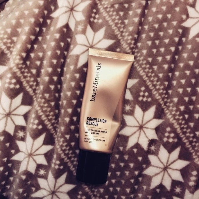 Bare Escentuals bare Minerals Complexion Rescue Tinted Hydrating Gel Cream uploaded by Diana S.