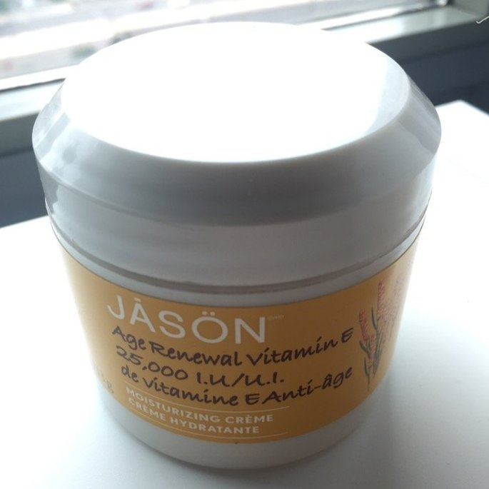 Jason Natural Cosmetics Age Renewal Vitamin E 25 uploaded by elliesse c.