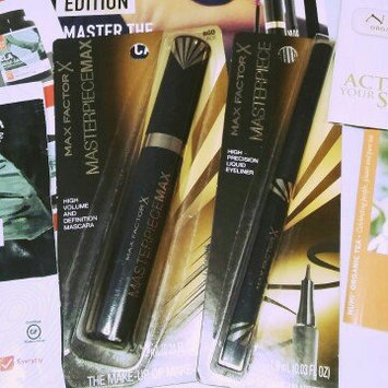Photo of MaxFactor Masterpiece Max Regular Mascara Velvet Black uploaded by L H.