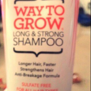 Photo of Not Your Mother's Way To Grow Long & Strong Shampoo uploaded by courtney w.