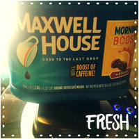 Maxwell House Morning Boost Medium Ground Coffee uploaded by Blythe S.