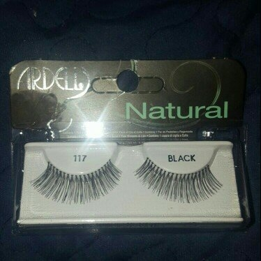 Ardell® 117 Lashes uploaded by Kenya R.