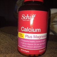 Schiff Calcium with Vitamin D uploaded by Amber G.