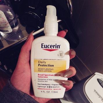 Eucerin Face Lotion and Sunscreen 30 SPF uploaded by Celeste S.