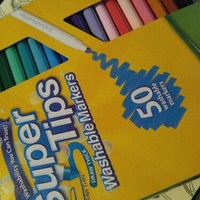 Crayola 50ct Washable Super Tips Markers w/Silly Scents uploaded by Amanda B.