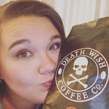 Death Wish Coffee 16 oz Bag - Ground uploaded by Amanda J.