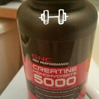 GNC Pro Performance Creatine Monohydrate uploaded by Rachael M.