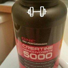 Photo of GNC Pro Performance Creatine Monohydrate uploaded by Rachael M.