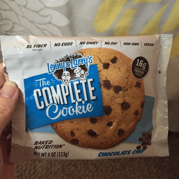 Lenny & Larry's The Complete Cookie, Chocolate Chip, 4 oz, 12 ct uploaded by Jessica J.