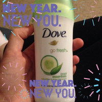 Dove® go fresh Cool Essential Cucumber & Green Tea Scent Anti-Perspirant Deodorant uploaded by Olivia W.