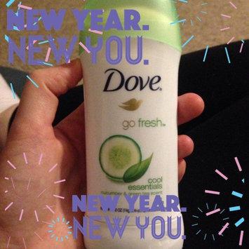 Dove® go fresh Cool Essential Cucumber & Green Tea Scent Anti-Perspirant Deodorant uploaded by Olivia W.