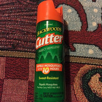 Cutter Backwoods Unscented Insect Repellent uploaded by Robin R.