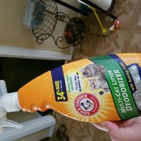 ARM & HAMMER™ Cat Litter Daily Fresh Deodorizer Spray uploaded by Indira H.