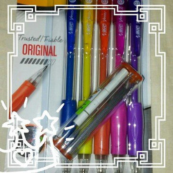 Photo of BIC Pencils Mechanical Pencil, Refillable, Rubbergrip, .7mm, Assorted uploaded by Brisa S.