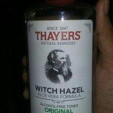 Thayer,henry Thayer's: Witch Hazel with Aloe Vera, Original Toner 12 oz uploaded by Anuska M.