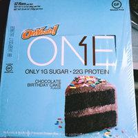 Oh Yeah One Chocolate Birthday Cake - 12 Bars uploaded by Suzie B.