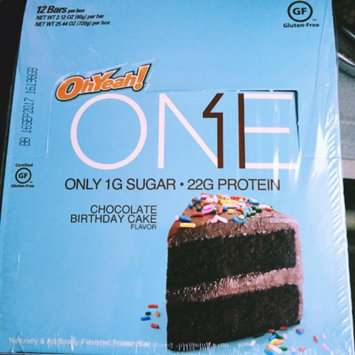 Photo of Oh Yeah One Chocolate Birthday Cake - 12 Bars uploaded by Suzie B.