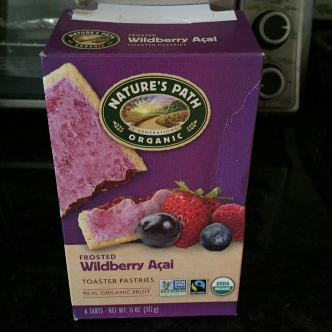 Nature's Path Organic Frosted Toaster Pastries Strawberry Flavor uploaded by Adrienne K.