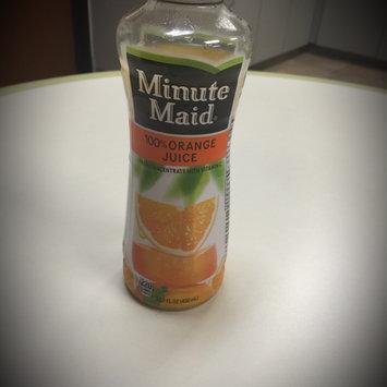 Photo of Minute Maid® 100% Premium Original Orange Juice with Calcium & Vitamin D uploaded by Brandy H.