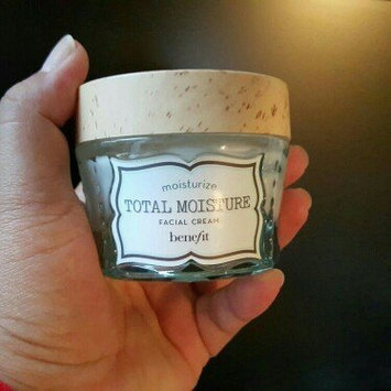 Photo of Benefit Cosmetics Total Moisture Facial Cream uploaded by Mary T.