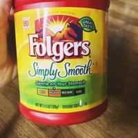 Folgers Simply Smooth Ground Coffee Medium Roast uploaded by Lyndsey G.