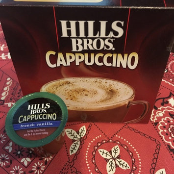 Photo of Hills Bros. Cappuccino Single Serve Cups, French Vanilla uploaded by Mack G. B.