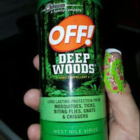 OFF! Deep Woods Insect Repellent V uploaded by Erica S.